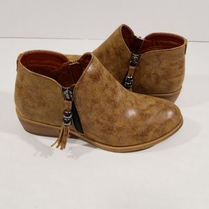 Journee Collection Kizzy Ankle Boots